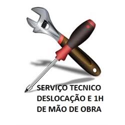 DESLOCAÇÃO E 1 HORA DE MÃO DE OBRA - T2015001