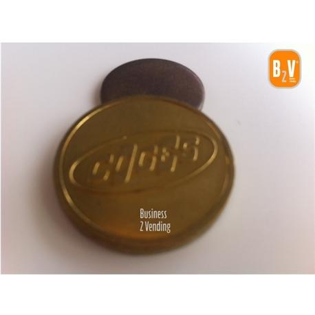 KIT FICHAS 3 COGES CALIB. EUR - P2015008