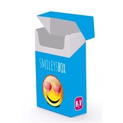 BOX SMILEY AZUL - BOXSMILEAZ