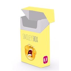 BOX SMILEY AMARELO - BOXSMILEAM