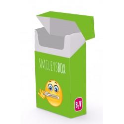 BOX SMILEY VERDE