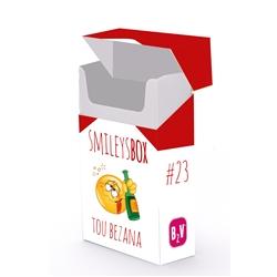 SMILEYS BOX #23 TOU BEZANA - SMILEYSBOX #23