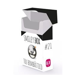 SMILEYS BOX #21 TOU BOMBASTICO - SMILEYSBOX #21