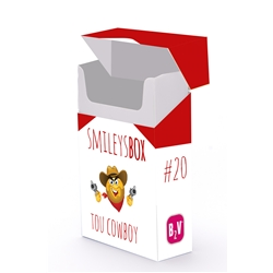 SMILEYS BOX #20 TOU COWBOY - SMILEYSBOX #20