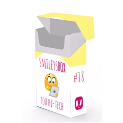 SMILEYS BOX #18 TOU HI-TECH - SMILEYSBOX #18