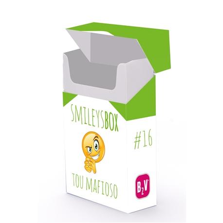SMILEYS BOX #16 TOU MAFIOSO - SMILEYSBOX #16