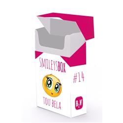 SMILEYS BOX #14 TOU BELA - SMILEYSBOX #14