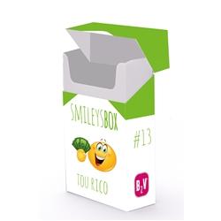 SMILEYS BOX #13 TOU RICO - SMILEYSBOX #13