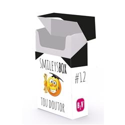SMILEYS BOX #12 TOU DOUTOR - SMILEYSBOX #12