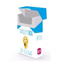 SMILEYS BOX #10 TOU-TE A LIGAR - SMILEYSBOX #10