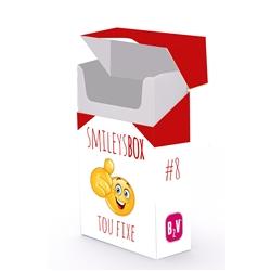 SMILEYS BOX #8 TOU FIXE - SMILEYSBOX #8