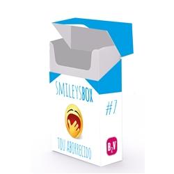 SMILEYS BOX #7 TOU ABORRECIDO - SMILEYSBOX #7