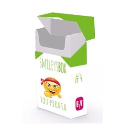 SMILEYS BOX #4 TOU PIRATA - SMILEYSBOX #4