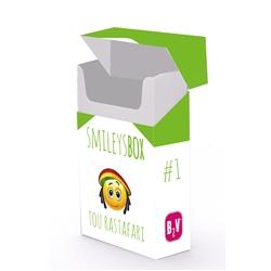 SMILEYS BOX #1 TOU RASTAFARI - SMILEYSBOX #1