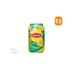 LIPTON ICE TEA MANGA - LATA 0.33L - - 12213LIPTONITMANGA
