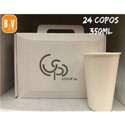 CAIXA COPO DE PAPEL 12oz / 350ml - CAIXA12HOME