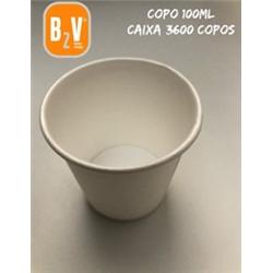 CAIXA COPO DE PAPEL 04oz / 100ml - CAIXA04OZ