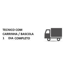 TECNICO COM CARRINHA 1 DIA - T2015003