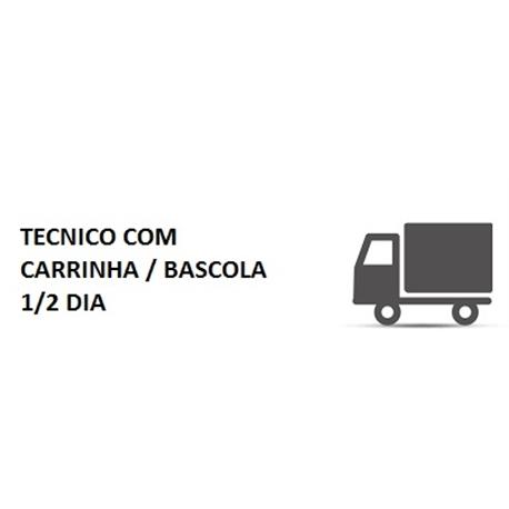 TECNICO COM CARRINHA 1/2 DIA - T2015002